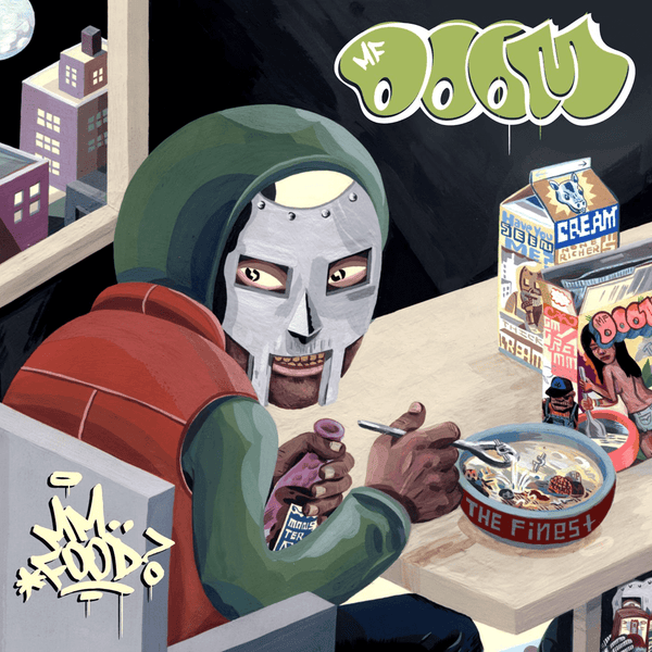 MF DOOM - MM...Food (2xLP - Green & Pink Vinyl) Rhymesayers