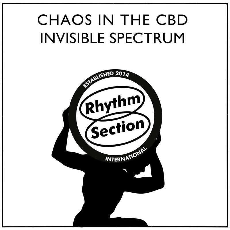 "Chaos in the CBD - Invisible Spectrum (12"") Rhythm Section International"