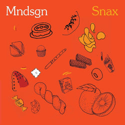 MNDSGN - Snax (LP) Ringgo Records