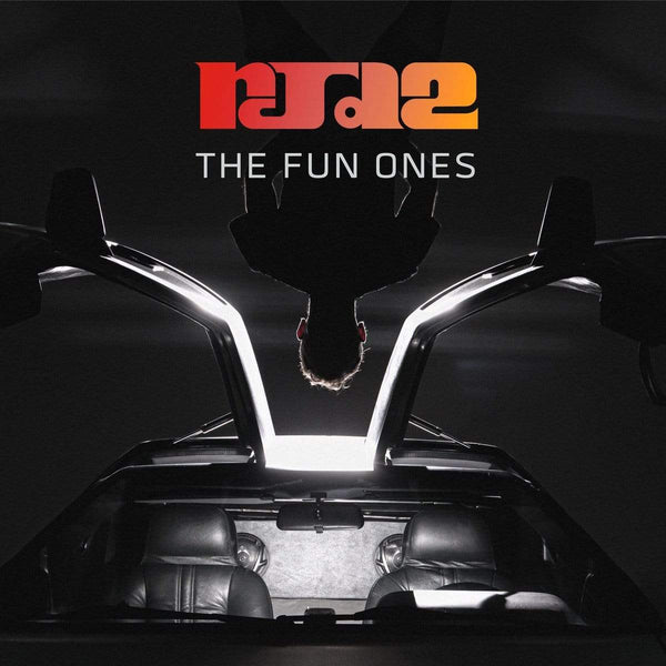 RJD2 - The Fun Ones (2xLP - Limited Orange Vinyl) RJ's Electrical Connections