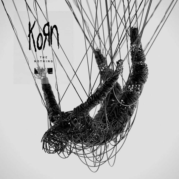 Korn - The Nothing (LP - Indie Exclusive Gold Vinyl w/ Black Splatter) Roadrunner Records