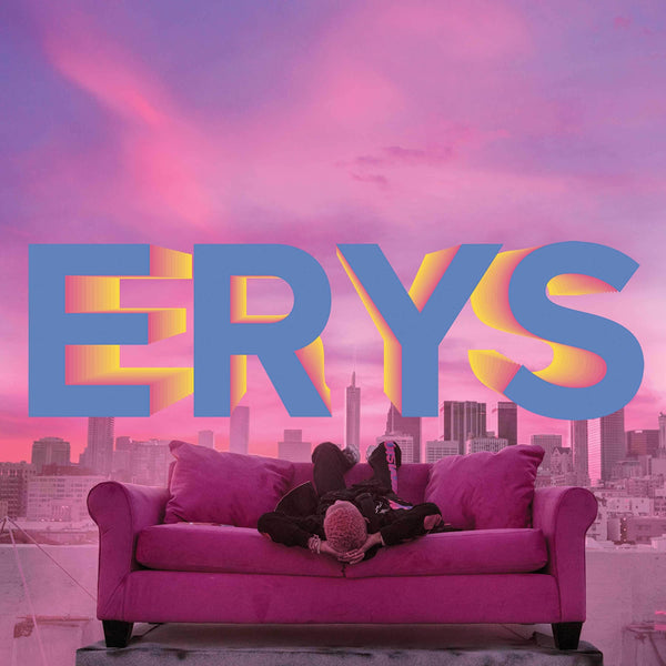 Jaden Smith - ERYS (2xLP) Roc Nation