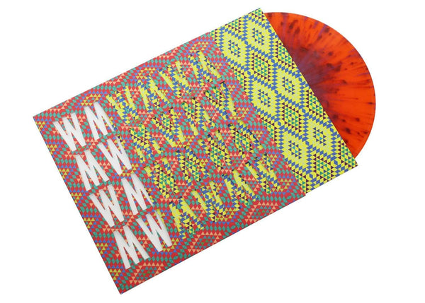 Goat - World Music (LP - Limited Colored Vinyl) Rocket Recordings