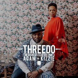 Adam & Kizzie - The Book of EEDO Vol. 3: THREEDO (CD) Ropeadope