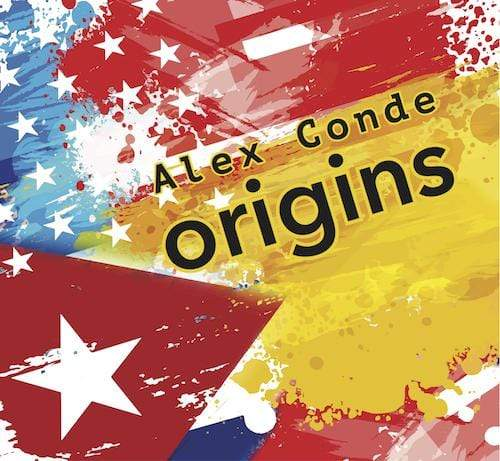 Alex Conde - Origins (CD) Ropeadope