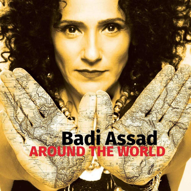 Badi Assad - Around The World (CD) Ropeadope