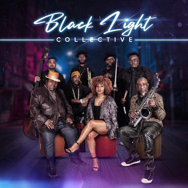 Black Light Collective - Black Light Collective (CD) Ropeadope