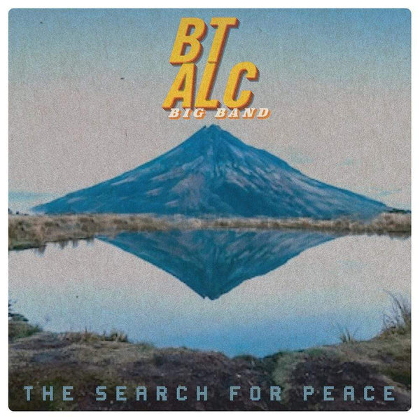 BT ALC Big Band - The Search For Peace (LP) Ropeadope