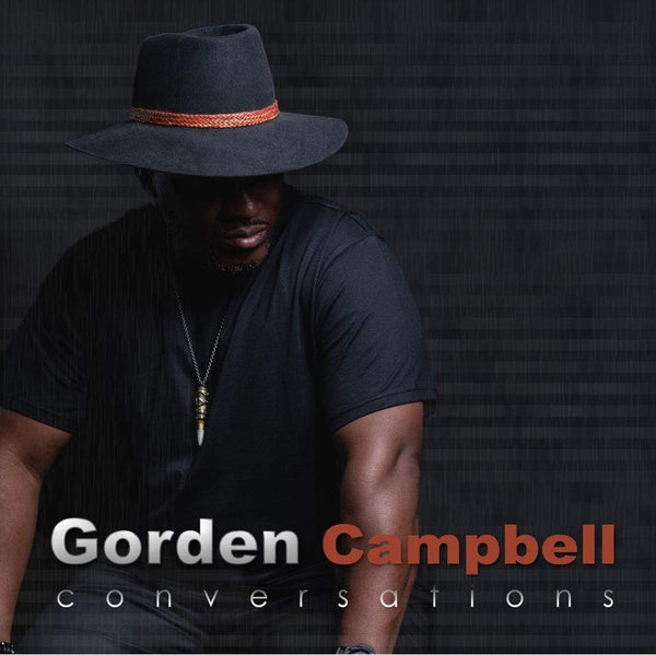 Gorden Campbell - Conversations (CD) Ropeadope
