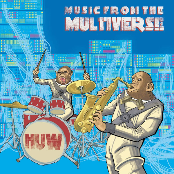 HUW - Music From The Multiverse (LP) Ropeadope