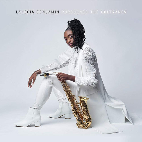 Lakecia Benjamin - Pursuance: The Coltranes (CD) Ropeadope