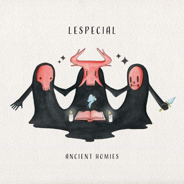 Lespecial - Ancient Homies (CD) Ropeadope