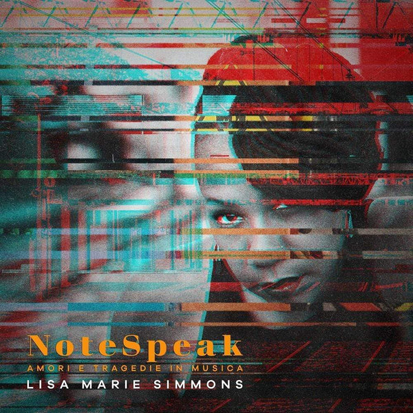 Lisa Marie Simmons - NoteSpeak (CD) Ropeadope