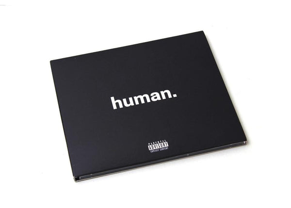 Joell Ortiz & !llmind - human. (CD) Roseville Music