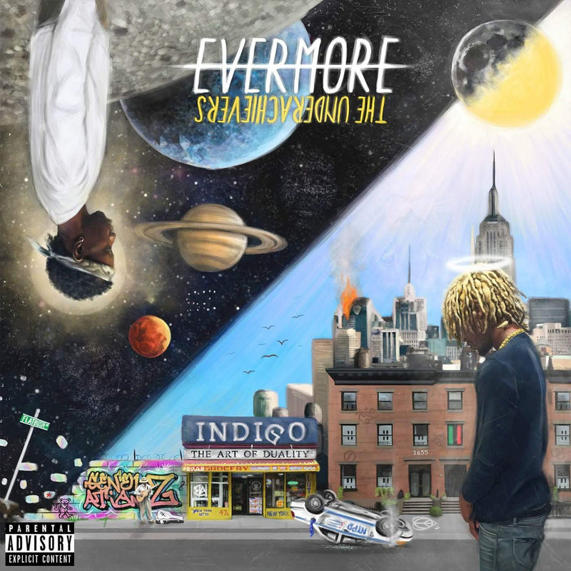 The Underachievers - Evermore: The Art of Duality (CD) RPM MSC