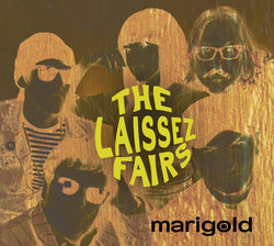 The Laissez Fairs - Marigold (CD) Rum Bar Records