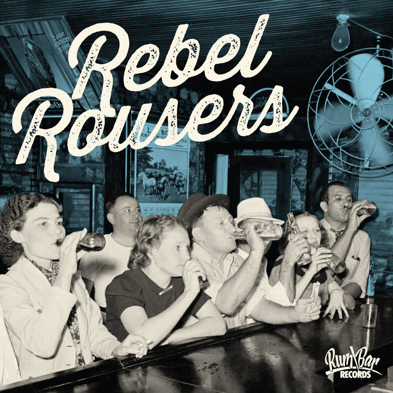 V/A - Rebel Rousers (CD) Rum Bar Records