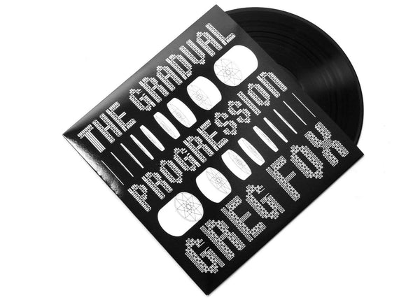 Greg Fox - The Gradual Progression (LP) RVNG International