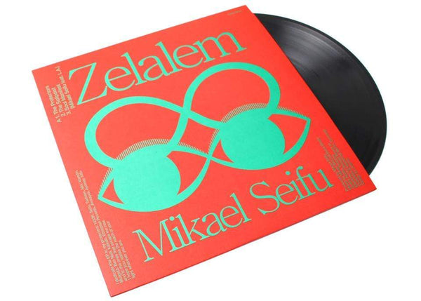 Mikael Seifu - Zelalem (EP) RVNG International