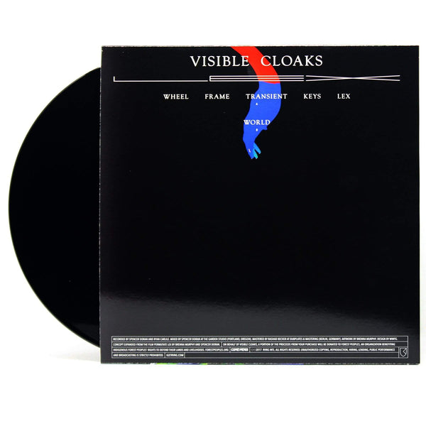 "Visible Cloaks - Lex (EP - 12"" Vinyl) RVNG International"