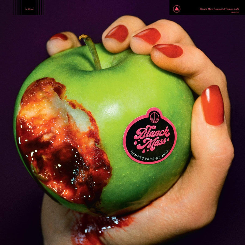 Blanck Mass - Animated Violence Mild (LP) Sacred Bones Records