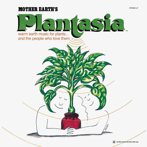Mort Garson - Mother Earth's Plantasia: Double LP Audiophile Edition (2xLP) Sacred Bones Records