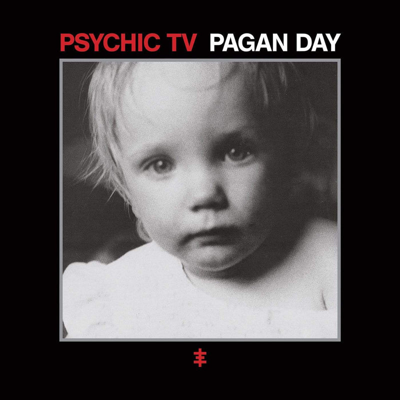 Psychic TV - Pagan Day (LP - Red Vinyl) Sacred Bones Records