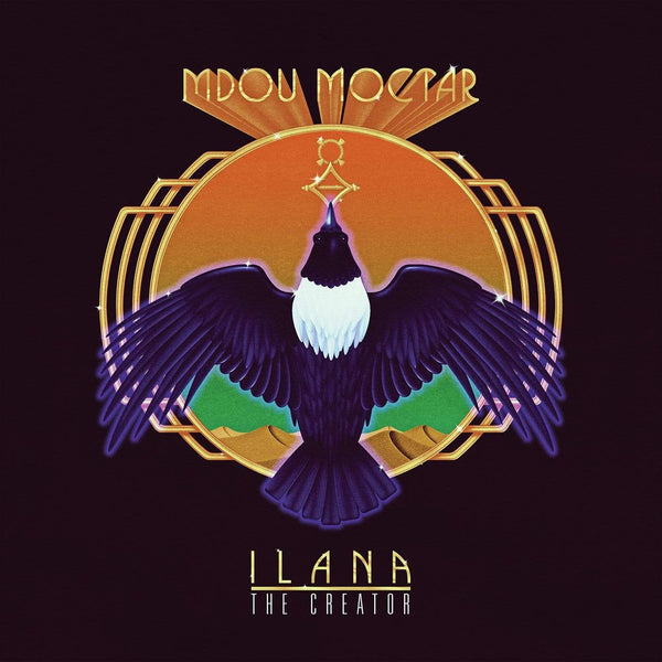 Mdou Moctar - Ilana [The Creator] (CD) Sahel Sounds