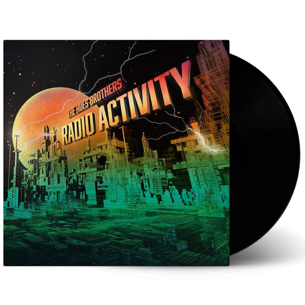 The Hues Brothers - Radio Activity (LP) Say Word Entertainment