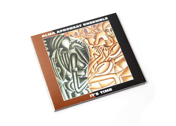 Alma Afrobeat Ensemble - It's Time (CD) Secret Stash Records