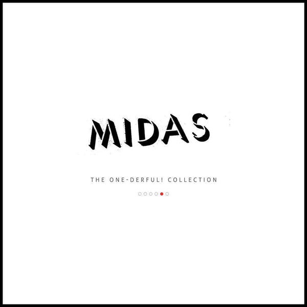 V/A - The Midas Records Collection (CD) Secret Stash Records