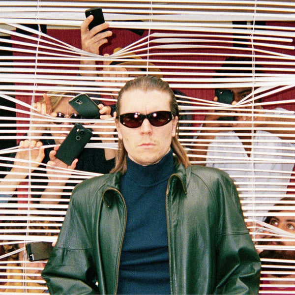 Alex Cameron - Forced Witness (LP - White Vinyl) Secretly Canadian