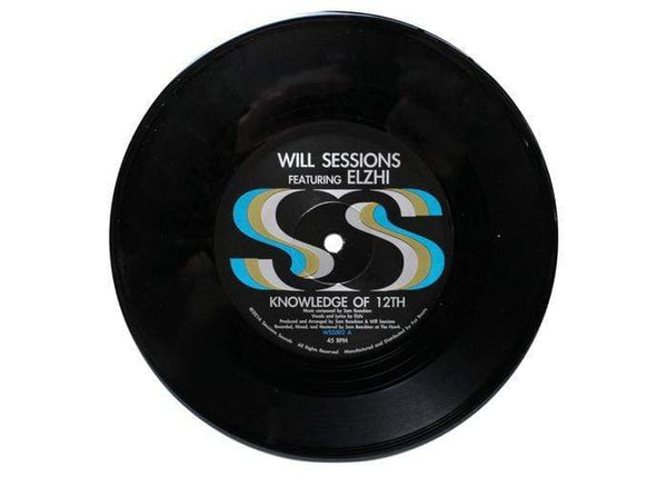 Will Sessions feat. Elzhi – Knowledge of 12th b/w Instrumental (Digital) Sessions Sounds