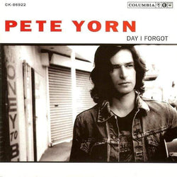 Pete Yorn - Day I Forgot (LP) Shelly Music/Columbia