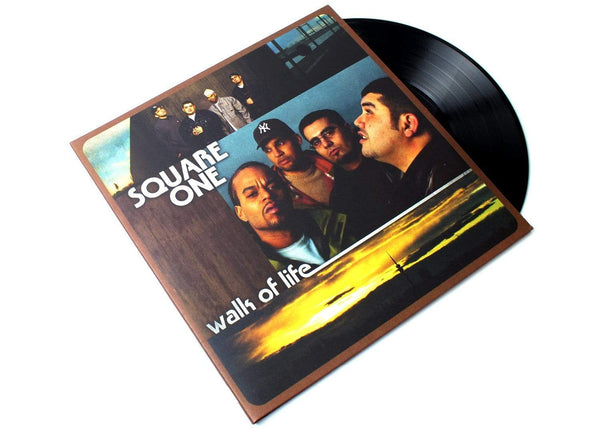 Square One - Walk Of Life: 15th Anniversary Edition (2xLP - Reissue) Showdown/hhv.de