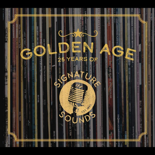 V/A - Golden Age: 25 Years of Signature Sounds (2XCD) Signature Sounds