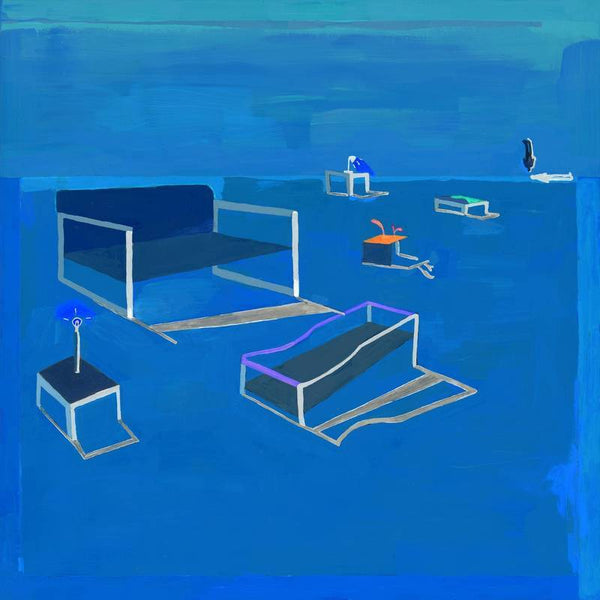 Homeshake - Helium Remixes (LP - Transluscent Grape Colored Vinyl) Sinderlyn