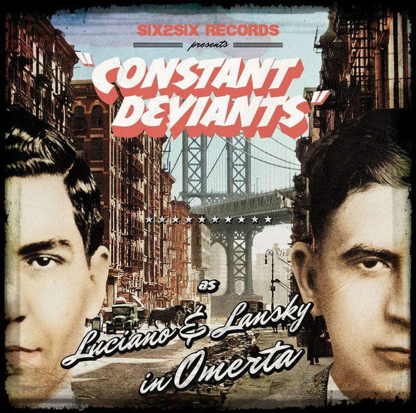 Constant Deviants - Omertà (CD) Six2Six