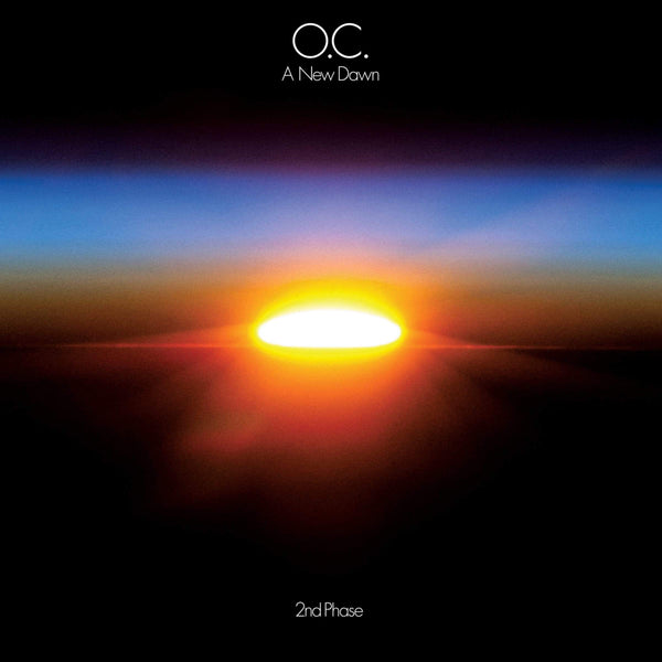 O.C. - A New Dawn (2nd Phase) (CD) Slice Of Spice/DITC