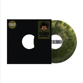 Jeru The Damaja - The Hammer Instrumentals (EP - Special Edition Camo Vinyl) Slice Of Spice