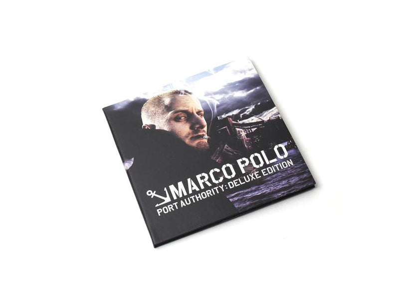 Marco Polo - Port Authority: Deluxe Edition (2xCD - Vocal and Instrumental Versions) Slice Of Spice