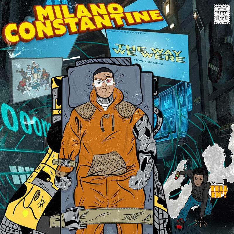 Milano Constantine - The Way We Were (LP) Slice Of Spice