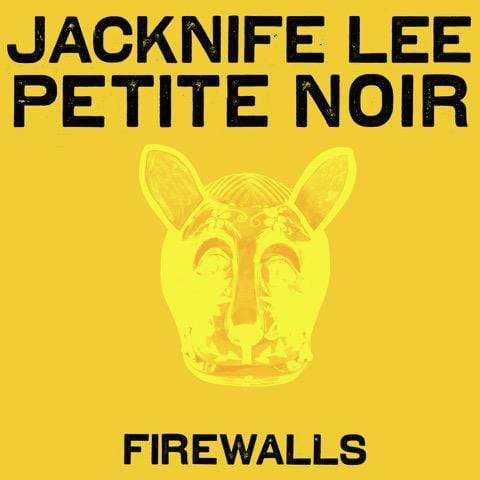 "Jacknife Lee, Sneaks, Haviah Mighty & Petite Noir - Hit The Bell b/w Firewalls (7"") Slow Kids Records"