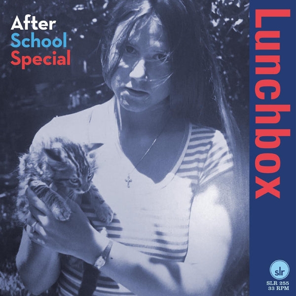 Lunchbox - After School Special (LP - BLUE/WHITE MARBLED VINYL) Slumberland Records