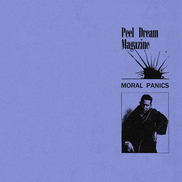 Peel Dream Magazine - Moral Panics (LP - YELLOW VINYL) Slumberland Records