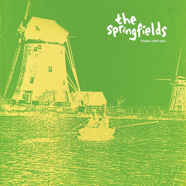 "The Springfields - Singles 1986-1991 (COLOR VINYL 12"" [w/ download card]) Slumberland Records"