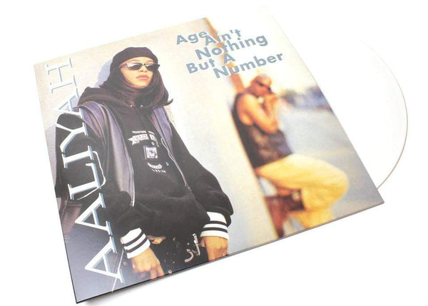 Aaliyah - Age Ain't Nothing But A Number (2xLP - 180 Gram White Vinyl) Sony Legacy