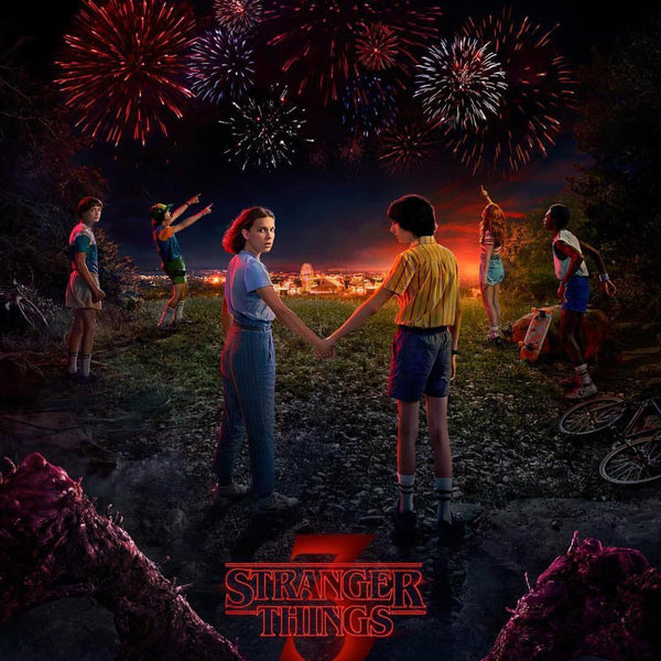 "V/A - Stranger Things: Soundtrack, Season 3 (2xLP +7"") Sony Legacy"