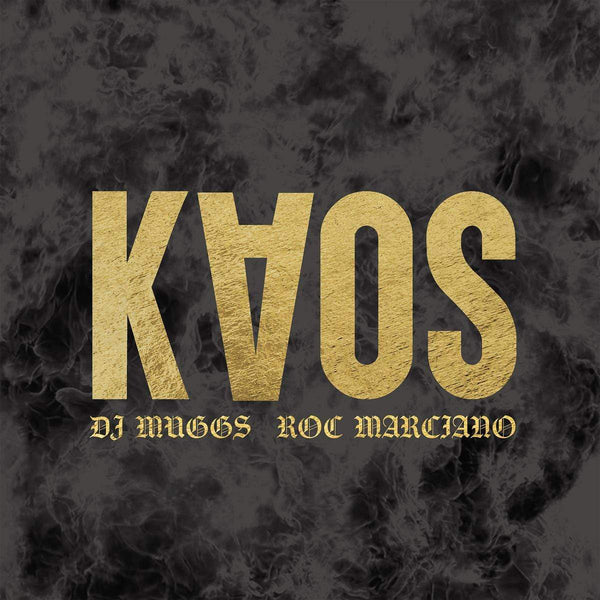DJ Muggs x Roc Marciano - KAOS (CD) Soul Assassins Records