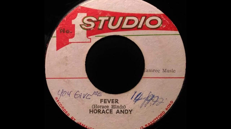 "Horace Andy - Fever/The Flue (12"") Soul Jazz Records"